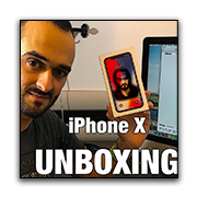 iPhone X - Unboxing